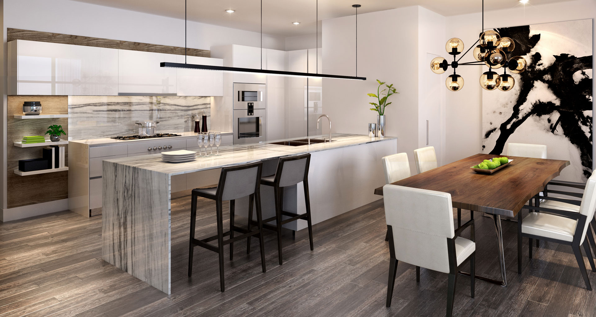 Kitchen Design Showrooms Chicago